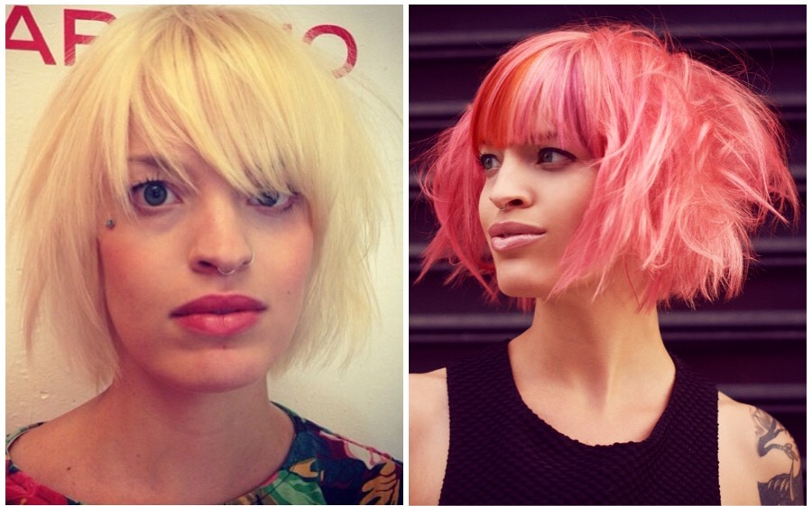 HOW-TO: Strawberry Sorbet Hair Color