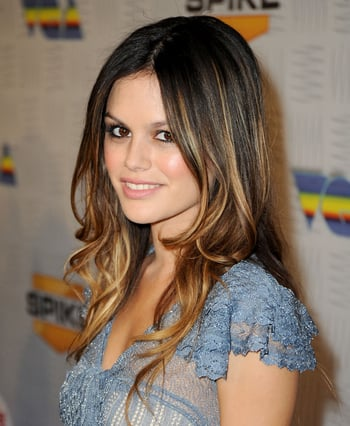How-To: Rachel Bilson's Gorgeous Off-The-Scalp Highlights!