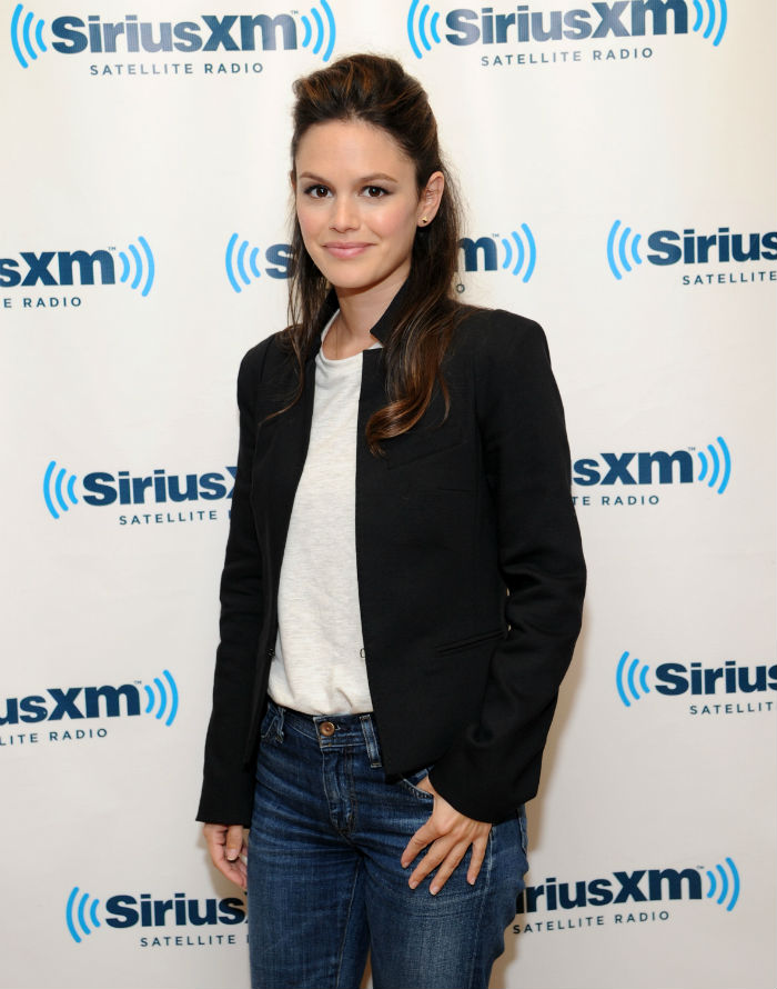 How-To: Rachel Bilson's Casual Half-Updo