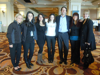 Day 1 Redken Symposium, Plus Video From Backstage!