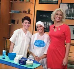 Lydia Sarfati Inspires Future Beauty Professionals