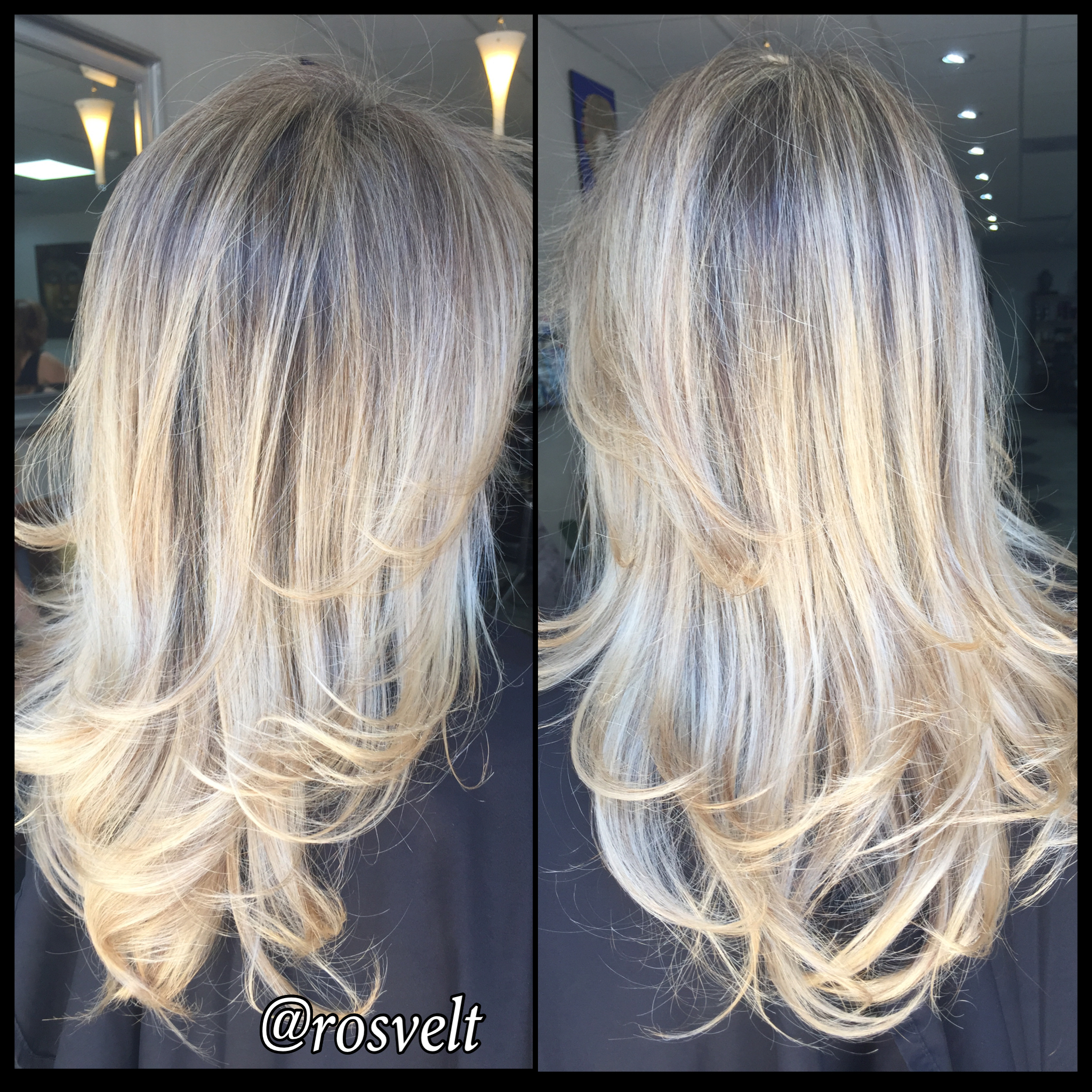 Formula Creating The Perfect Blonde Career Modern Salon
