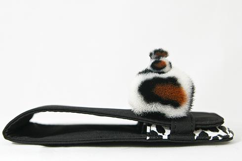 Animal Print Make-up Brushes!