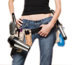 Sales of salon appliances are up