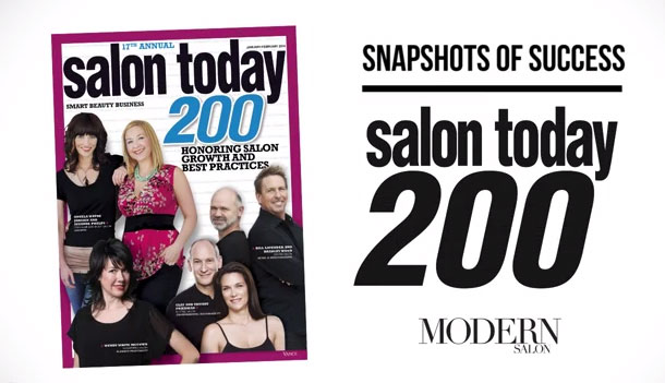 Reflections From the Salon Today 200