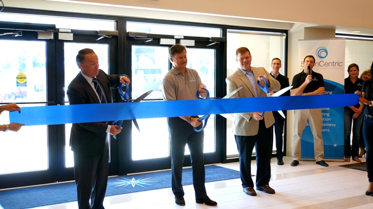 SalonCentric Cuts the Ribbon on New National Operating Center