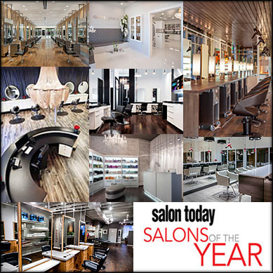 Congratulations 2014 SALONS OF THE YEAR!
