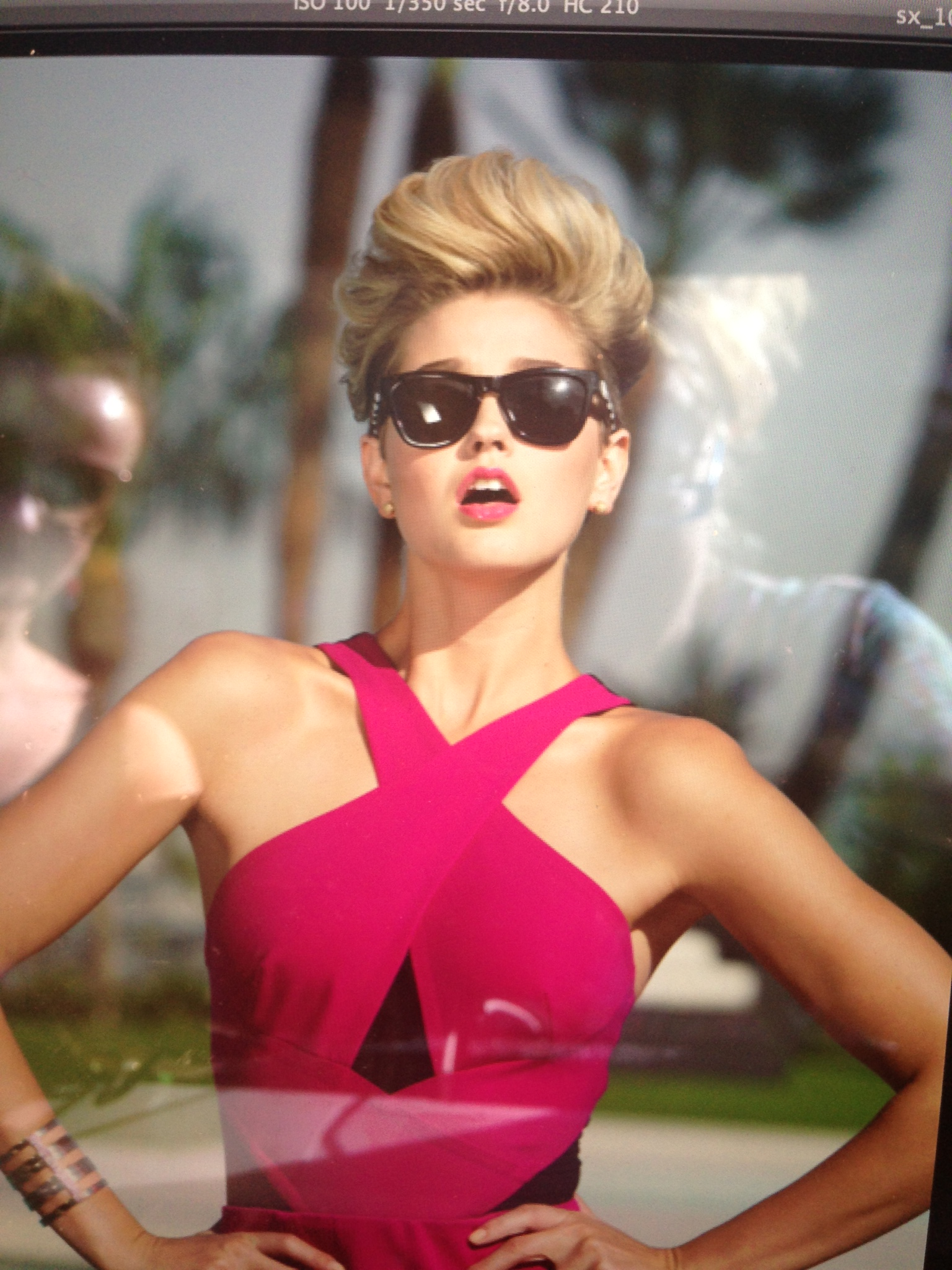 SNEAK PEEK: Sexy Hair's New Modern Hollywood Collection