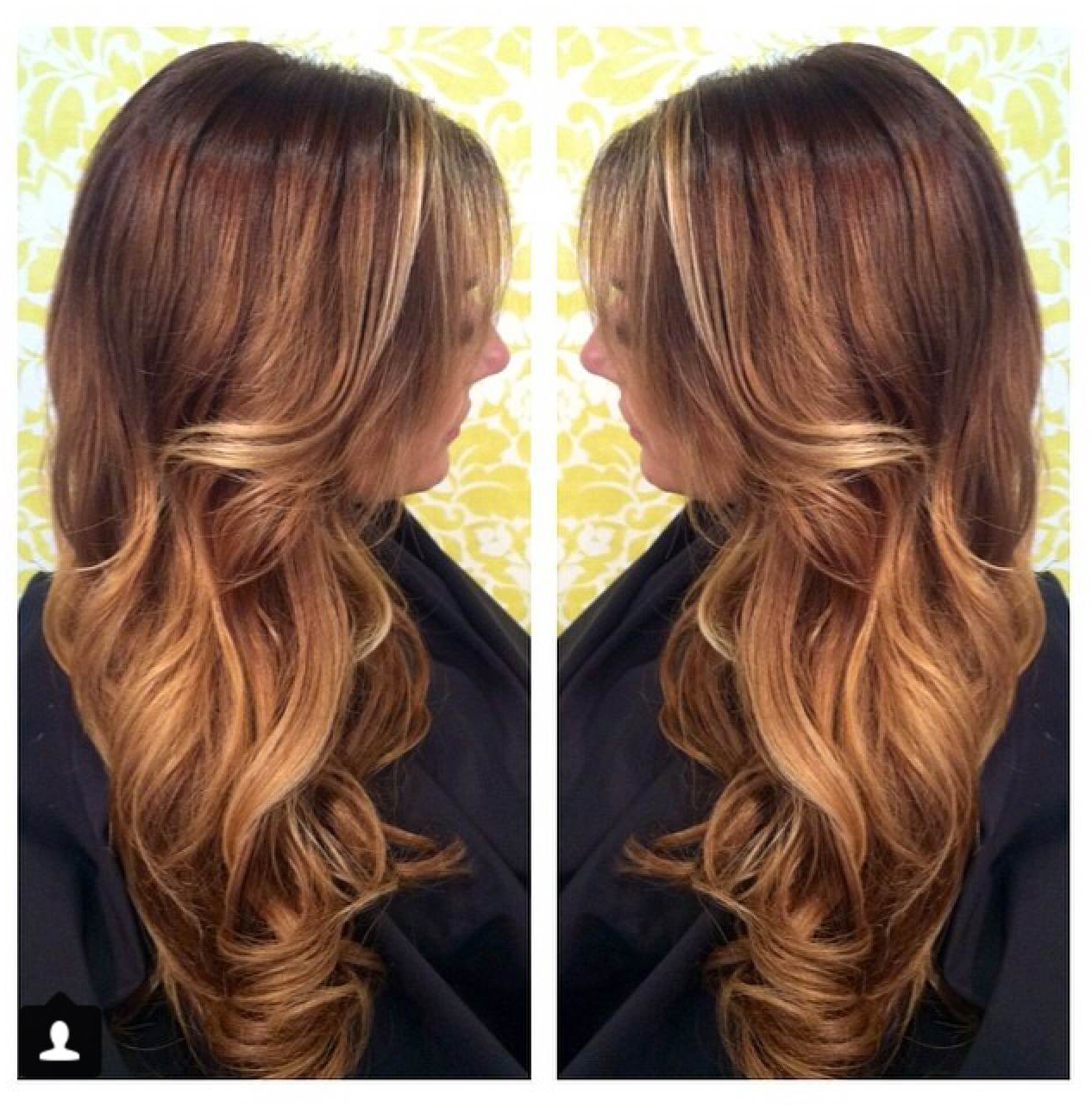 "HOW-TO: Subtly Blended ""Sombre"" -- The Softer Side of Ombre"
