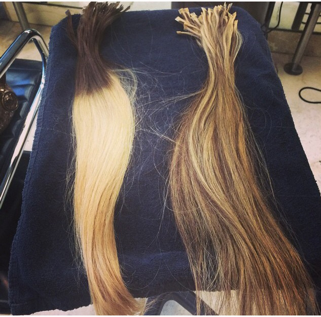 6 hair extension methods which one is right for your client 6 hair extension methods which one is right for your client pmusecretfo Image collections
