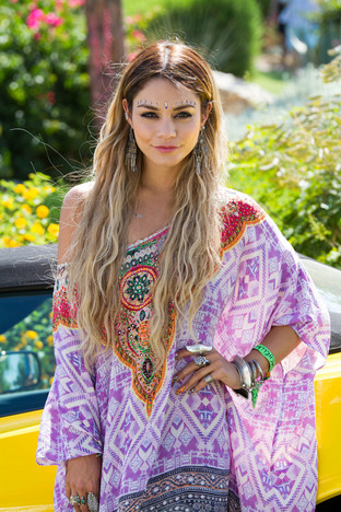 Best of Coachella 2014: Vanessa Hudgens