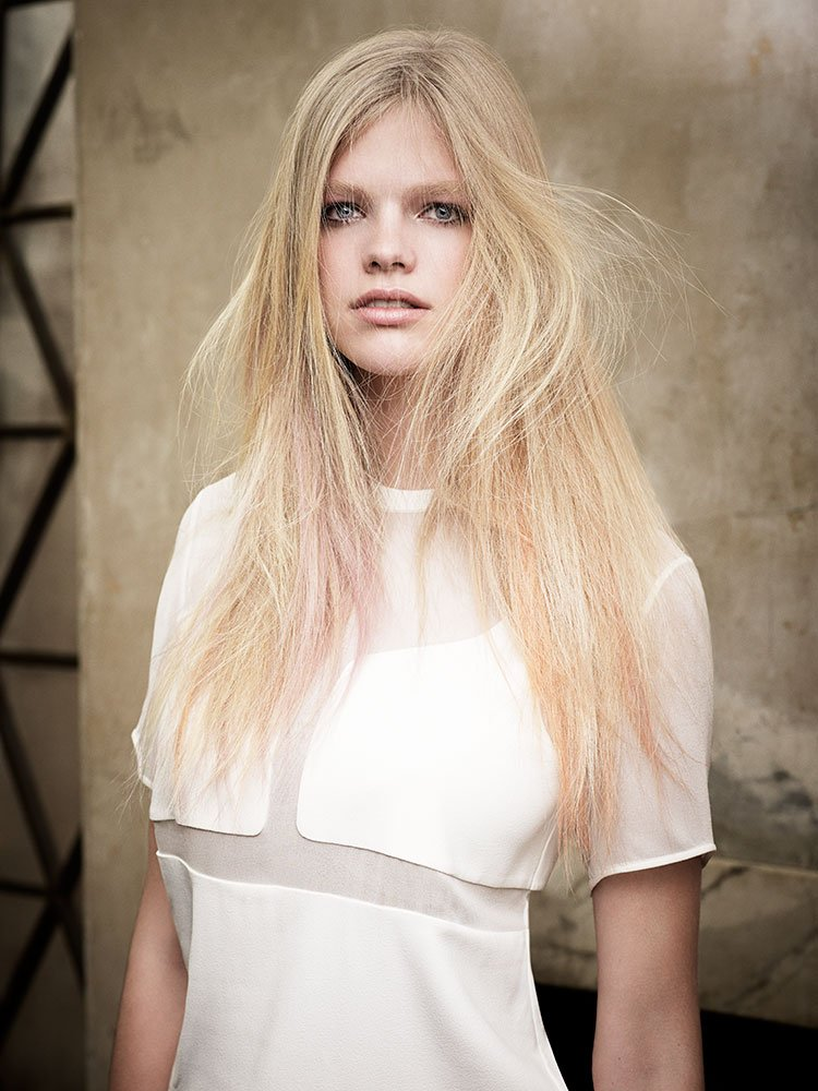 Wella's TrendVision Spring/Summer 2014 Trend: Urban Native