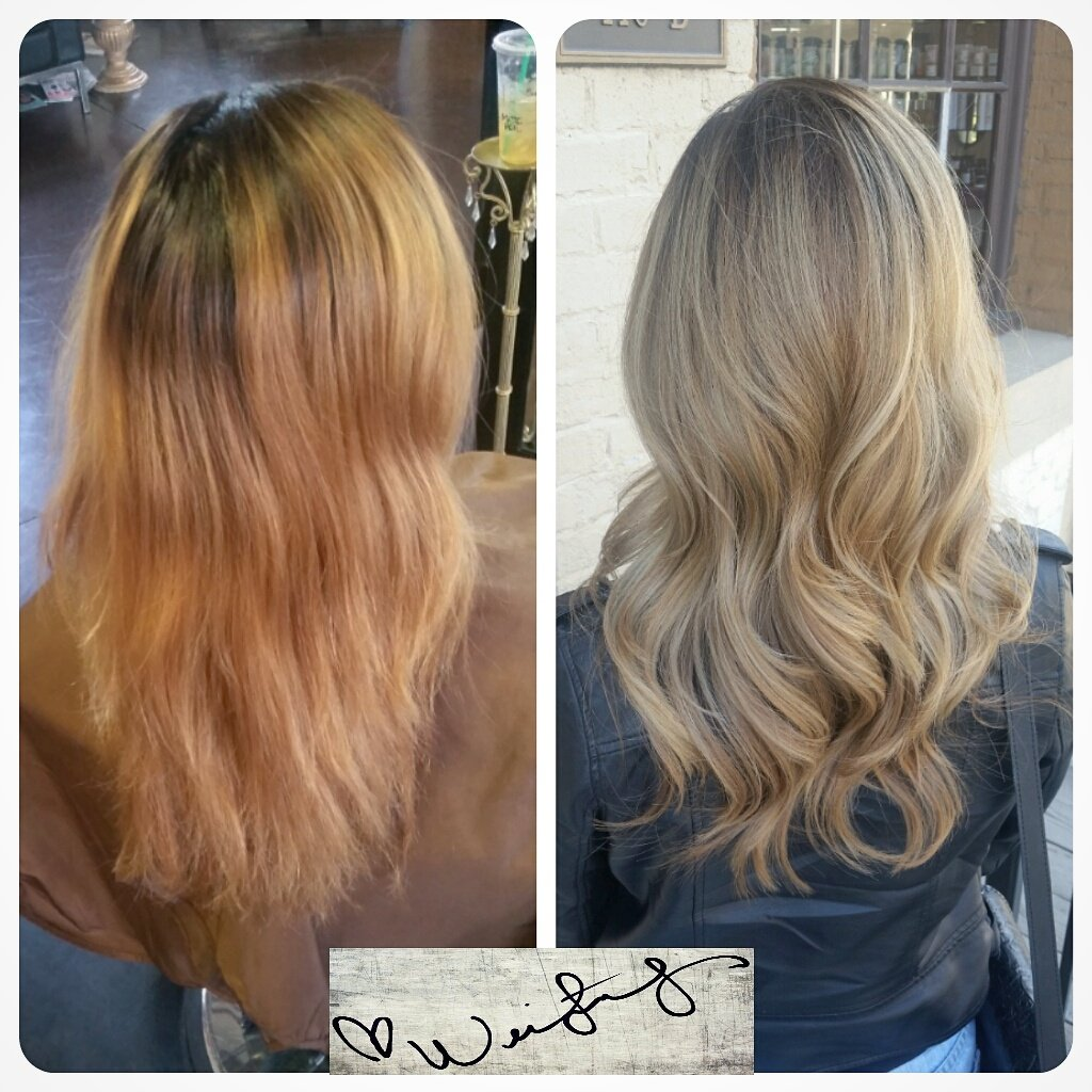 Color Correction Going For The Perfect Blonde Career Modern Salon
