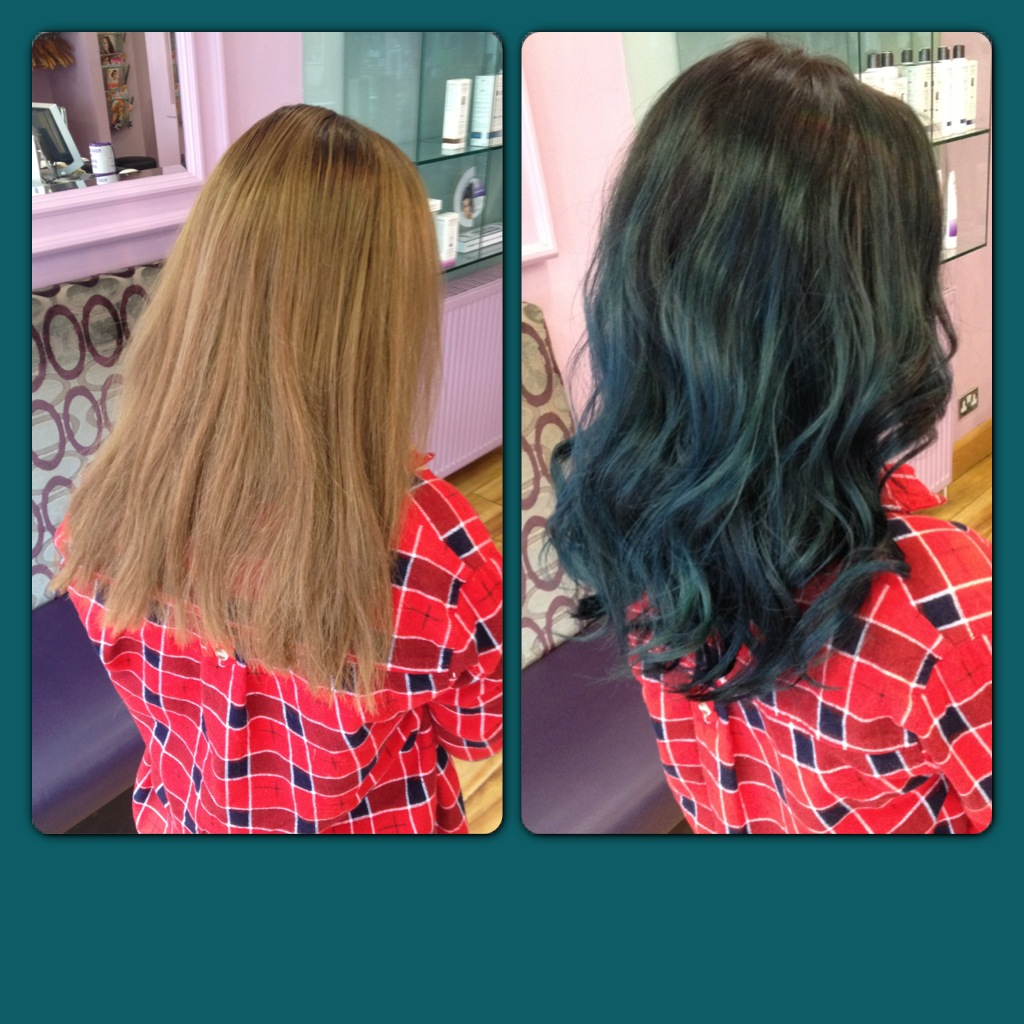 Transformation Inspired By Kylie Career Modern Salon