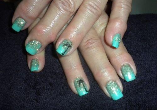Day 145 Palm Tree Nail Art Nails Magazine