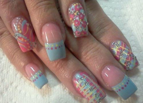 Day 173 Abstract Assortment Nail Art Nails Magazine