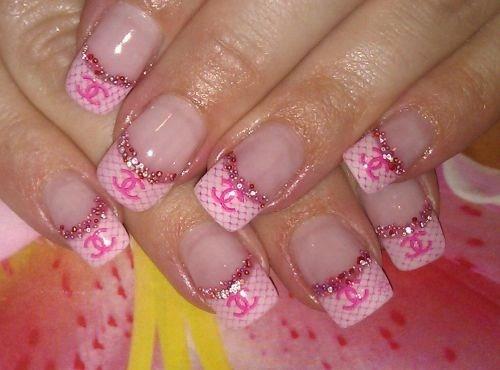 Day 285 Designer Logo Nail Art Nails Magazine