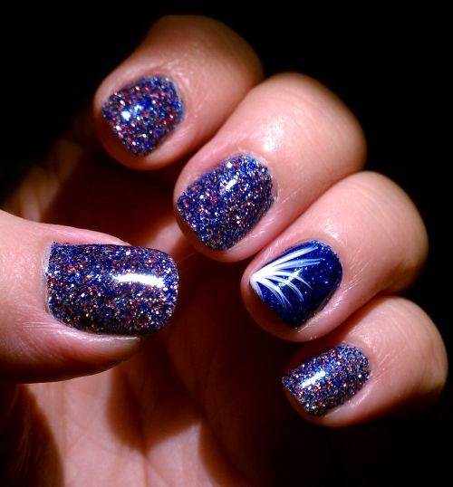 Day 185 fourth of july nail art nails magazine melanie sawyer debbies hair pampering sebastian fl prinsesfo Image collections