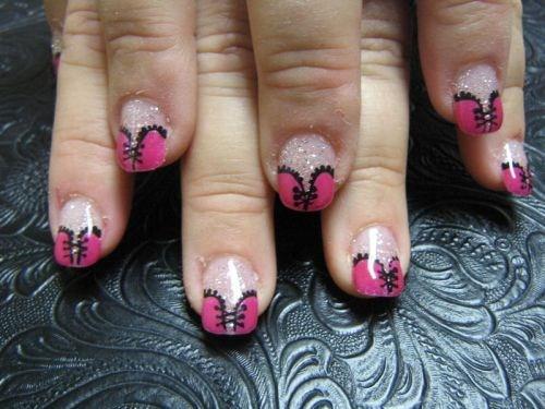 Naughty nail