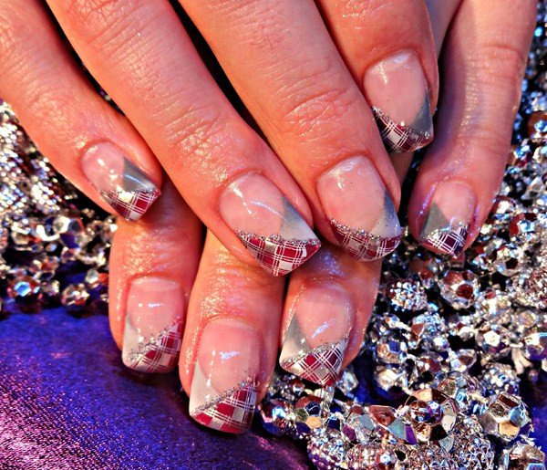 Day 9 Lcn Thermo Color Changing Gels Nail Art Nails Magazine