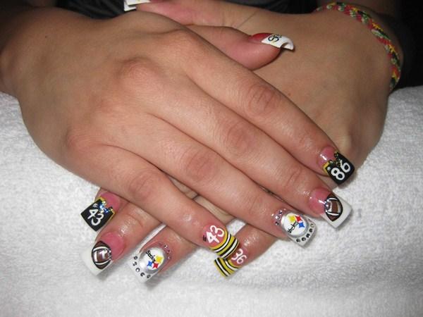 Jamie Rena Melchor Nails By Fresno Ca