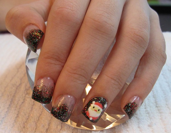 Extra christmas nail art designs nails magazine nail art by mare horak nails by mare smyrna tn prinsesfo Gallery