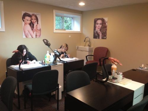 My Nail School is Open! - - NAILS Magazine