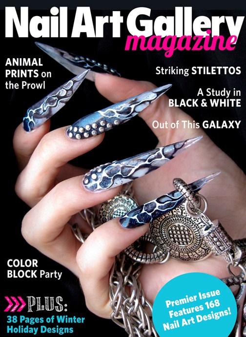 Introducing: Nail Art Gallery Magazine - - NAILS Magazine