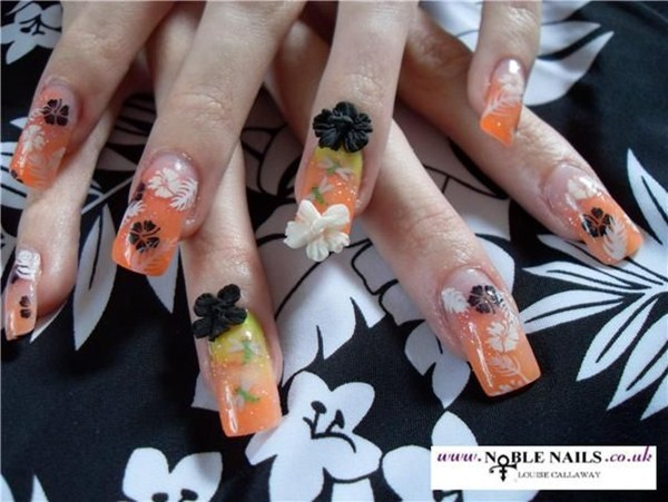 Congratulations to a Fimo Nail Art Contest Winner! - - NAILS Magazine