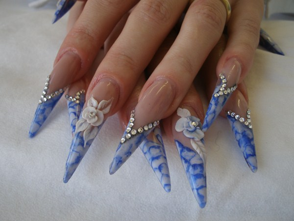 Uks Hot Nail Art Styles Nails Magazine