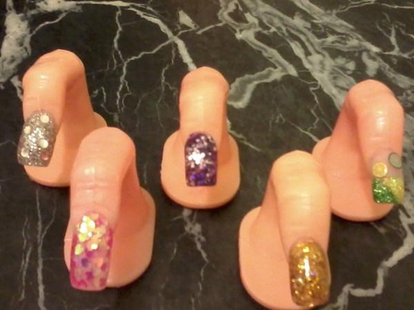 Summer Breakacrylic And Gel Practice Nails Magazine