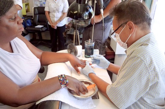 Ventilation Requirements For Nail Salons : Santa monica implements healthy nail salon program