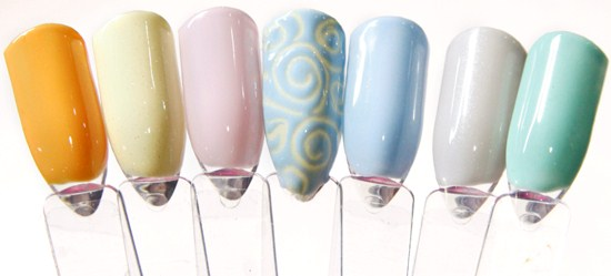 Artistic Nail Design has six new colors to add to their collection of  Artistic Colour Gloss soak-off gel-polish. The What Kind of Woman Are You? - ISSE 2013: Artistic Nail Design Asks: What Kind Of Woman Are You