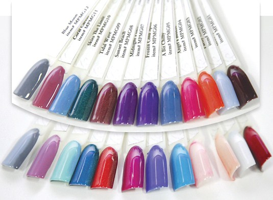 Lechat Has Six New Colors In Their Line Of Perfect Match Mood Gel Polish Bringing The Count To 12 Fun Color Changing