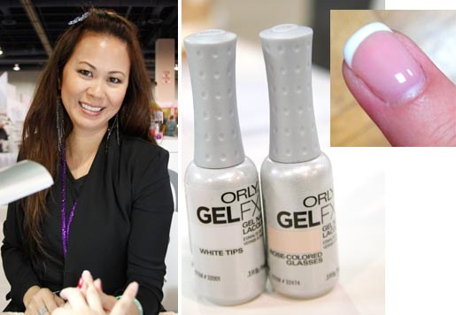 Trina Ngo Is An Educator For Orly Beauty And Was The First Place Winner Of Soak Off Gel Manicure Nail Compeion During International Show