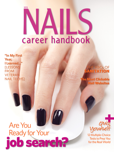 NAILS Career Handbook 2013 Cover