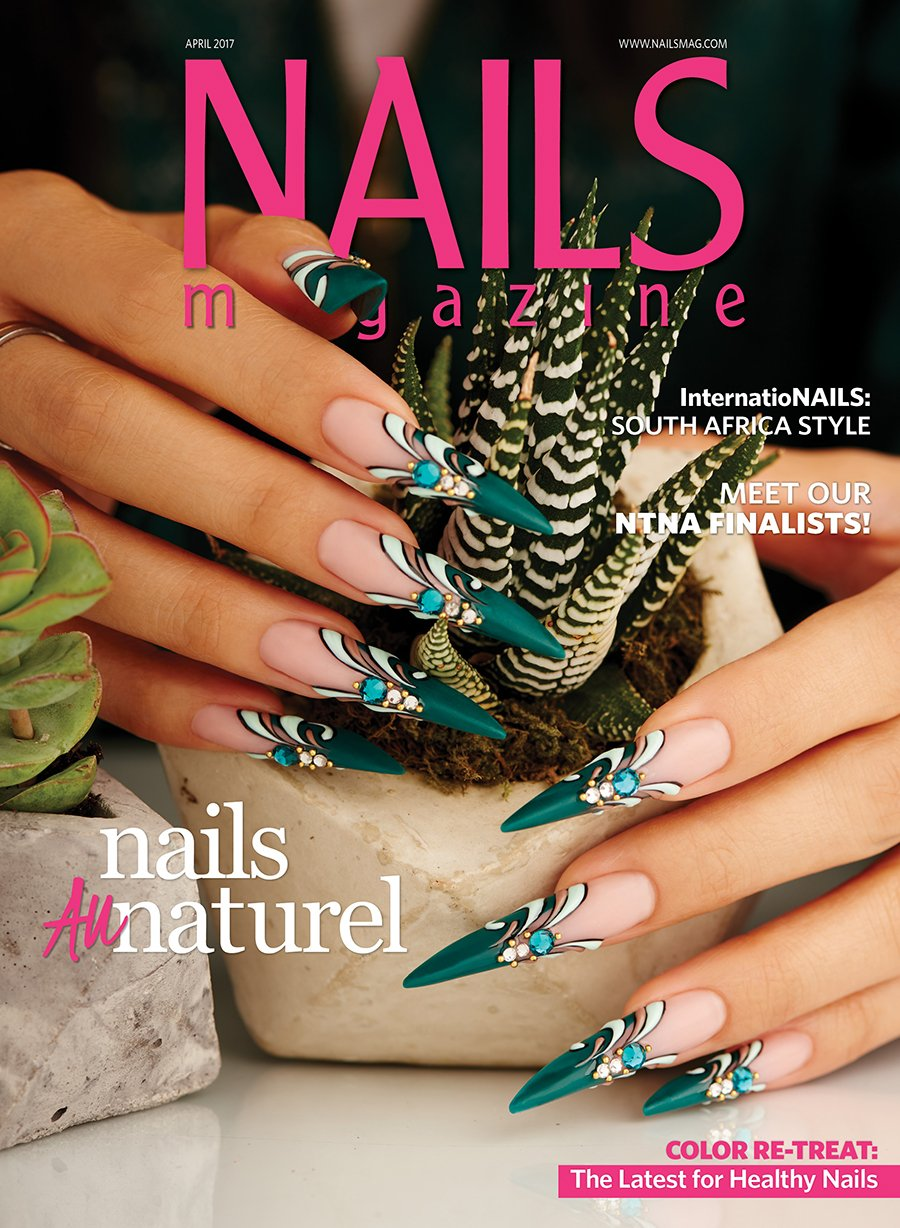 NAILS Magazine | 2017 Issues