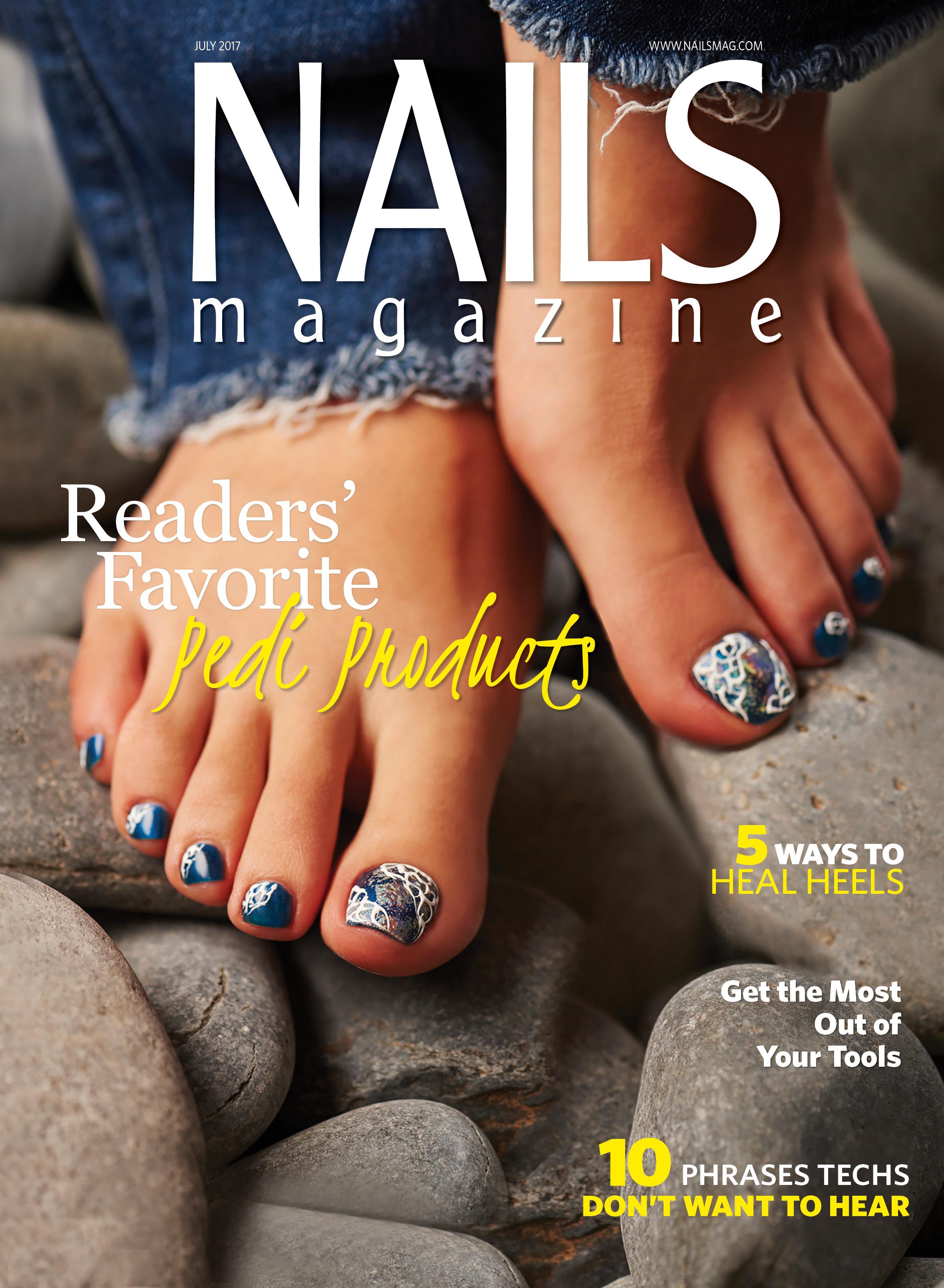 NAILS Magazine | July 2017 Issue