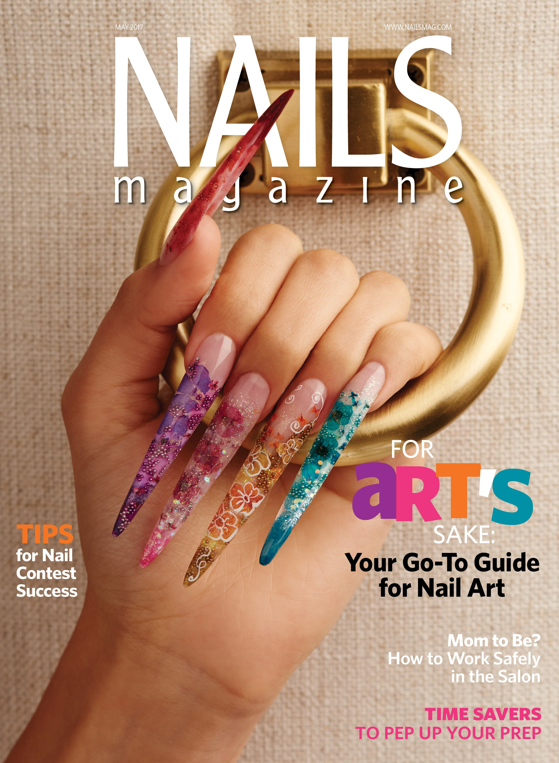 NAILS Magazine | May 2017 Issue