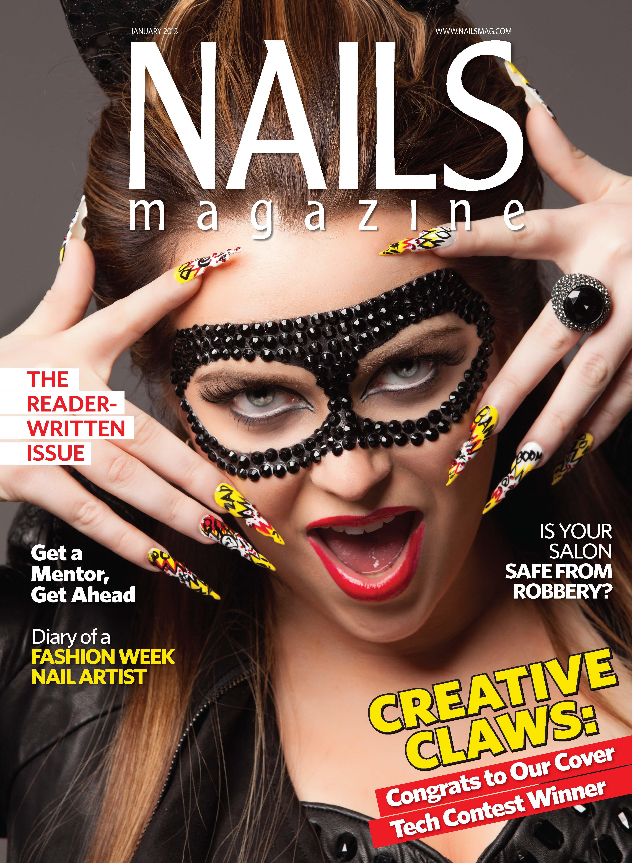 Nails Magazine January 2015 Issue