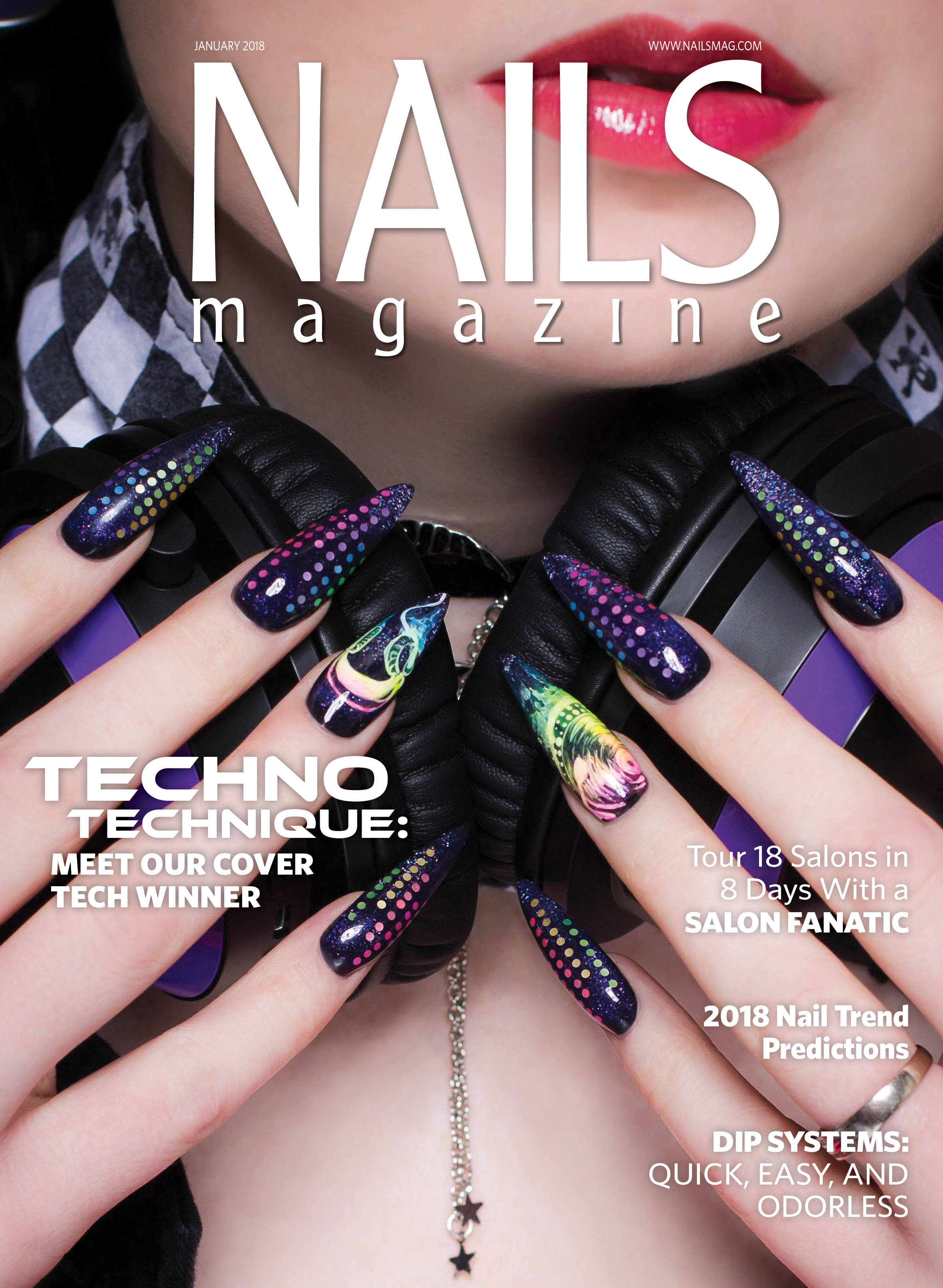 NAILS Magazine | January 2018 Issue