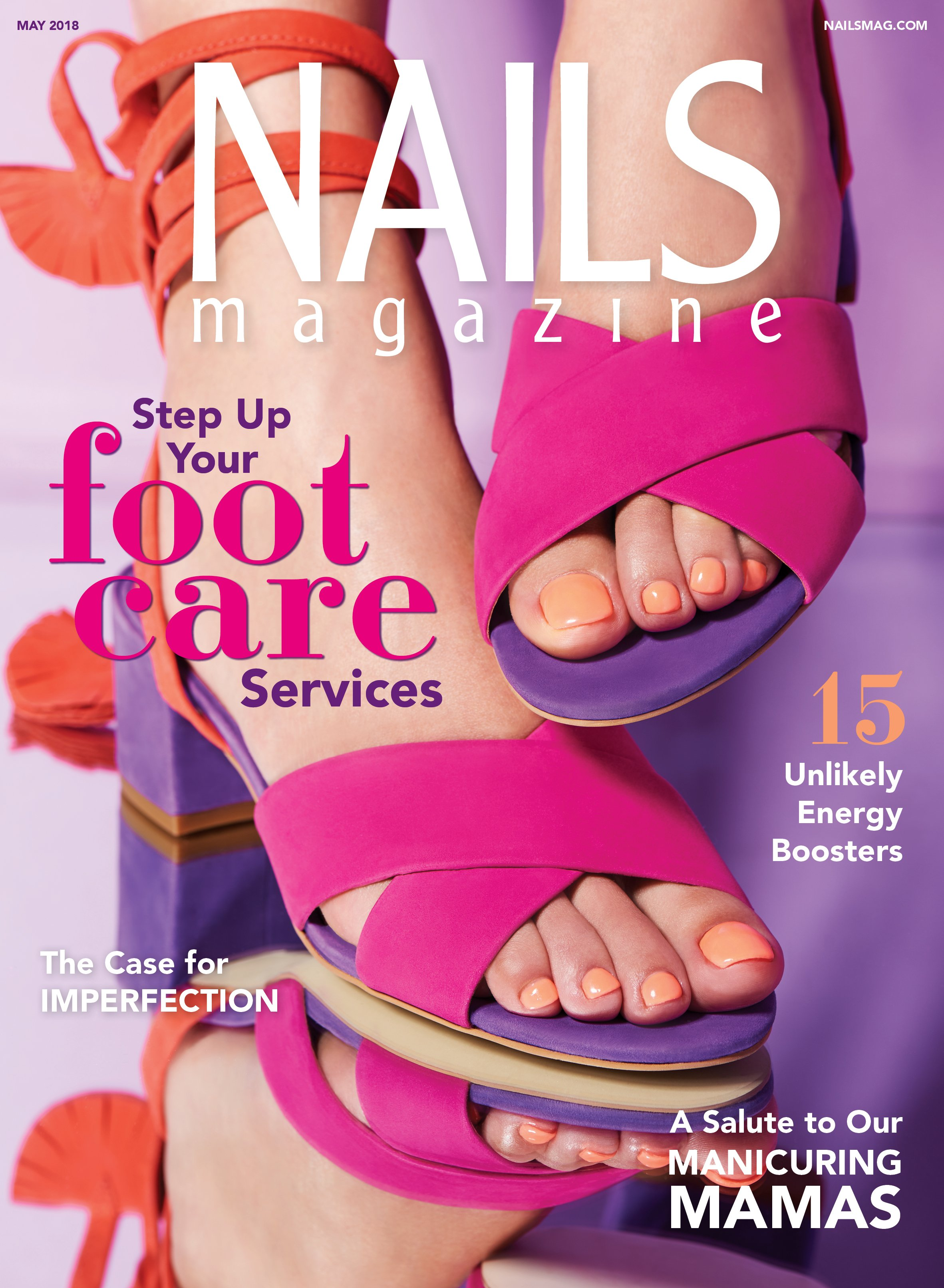 NAILS Magazine | May 2018 Issue