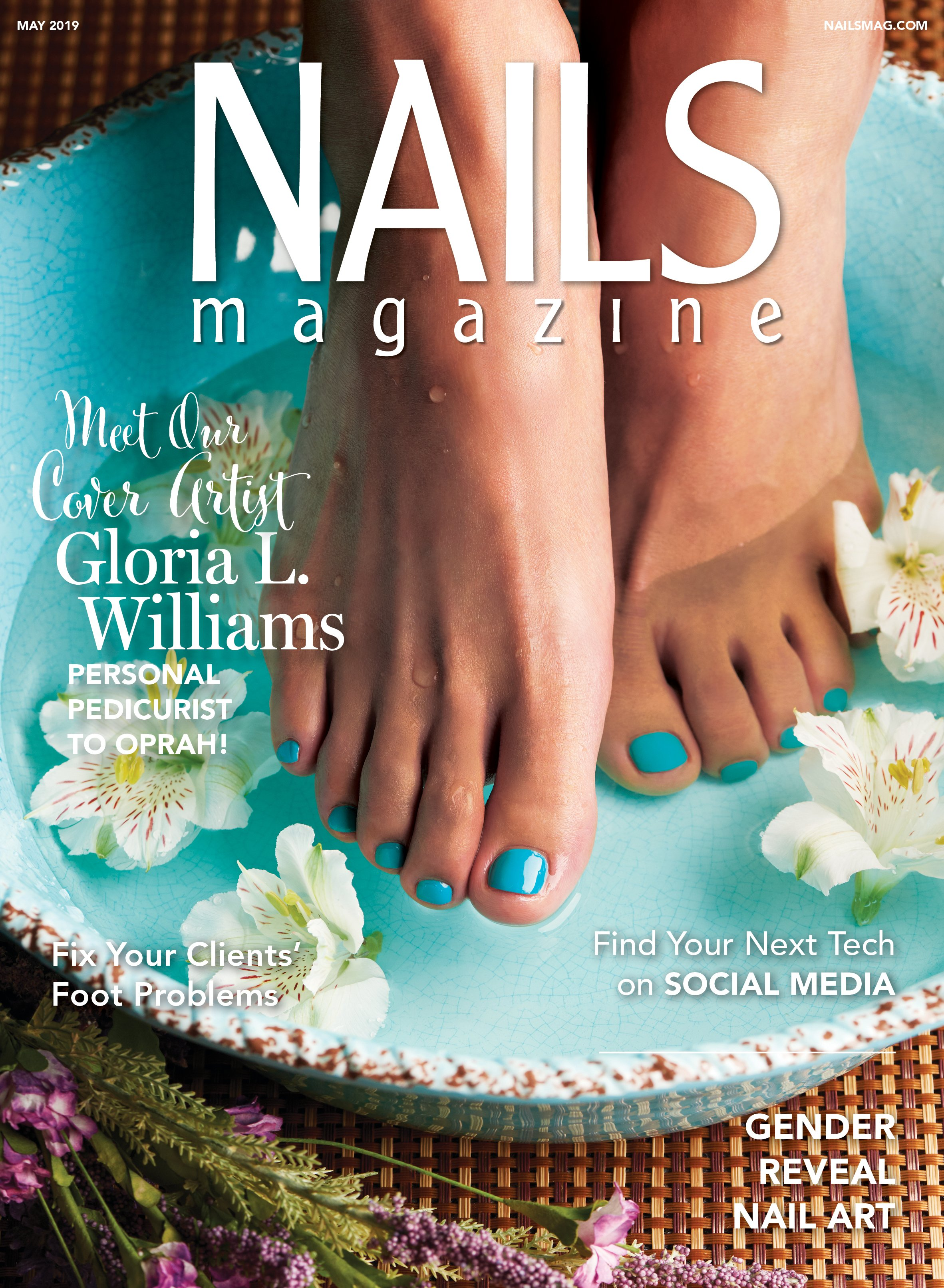 NAILS Magazine | May 2019 Issue