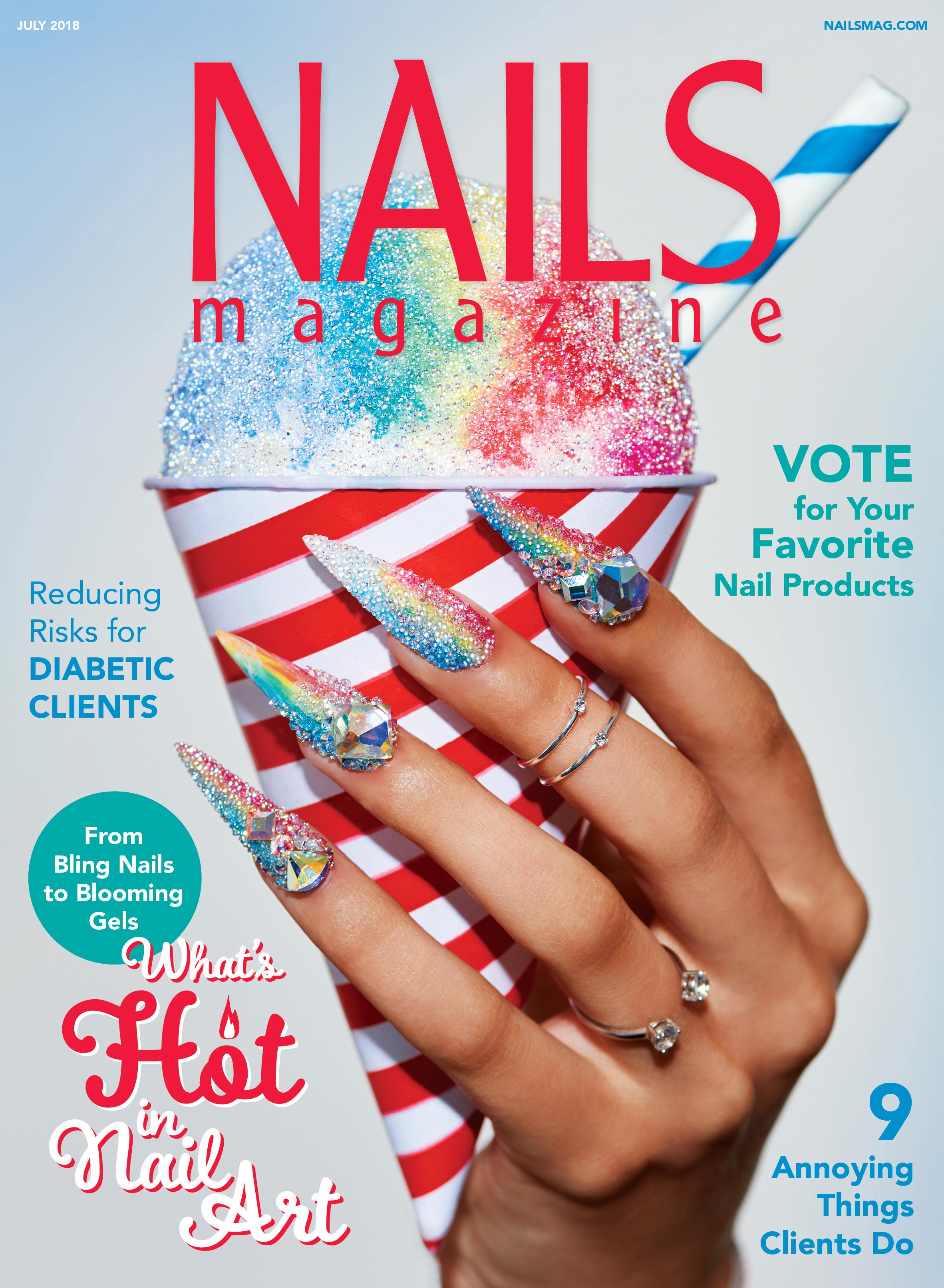 NAILS Magazine | July 2018 Issue