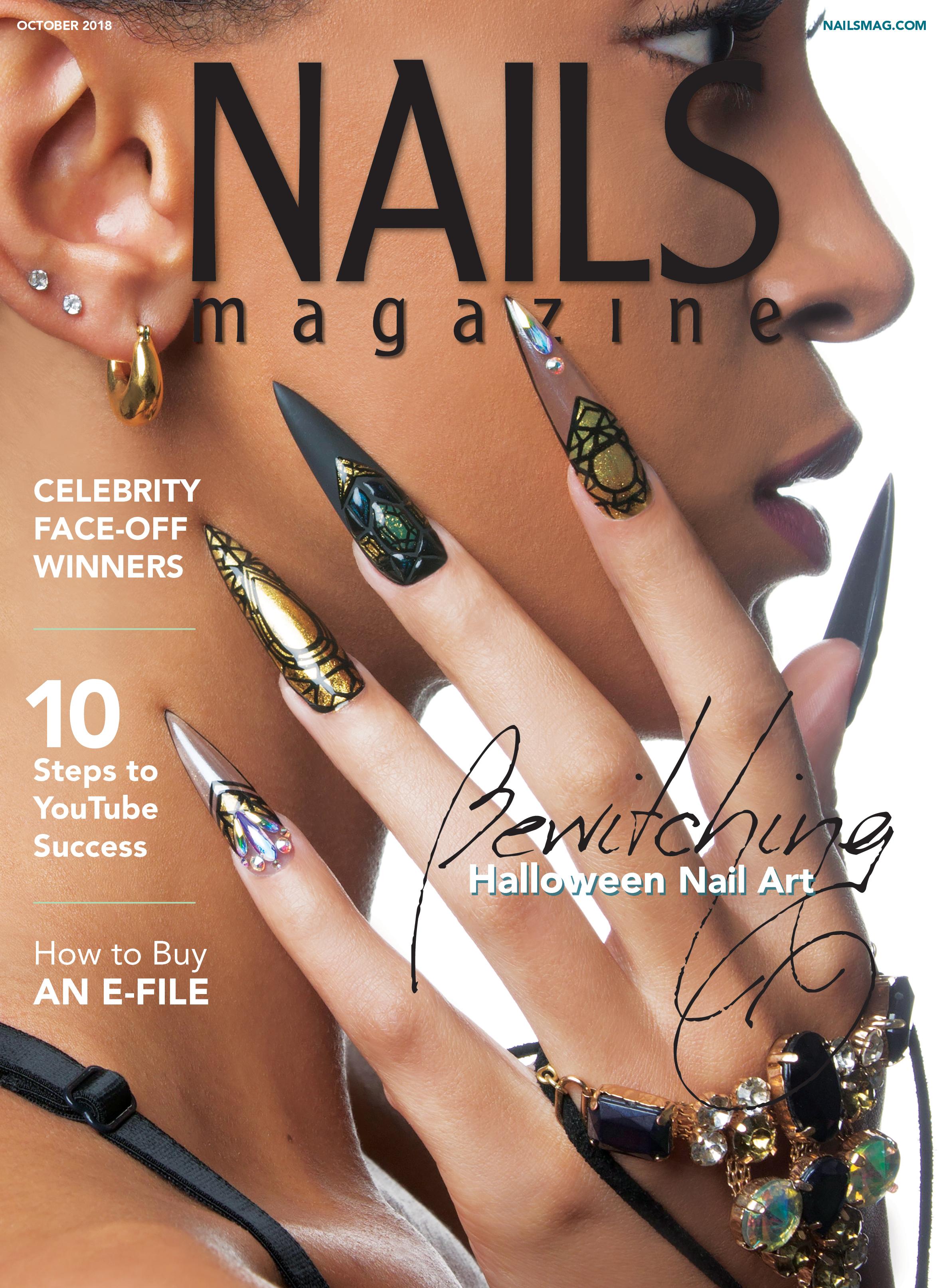 Nails Magazine October 2018 Issue