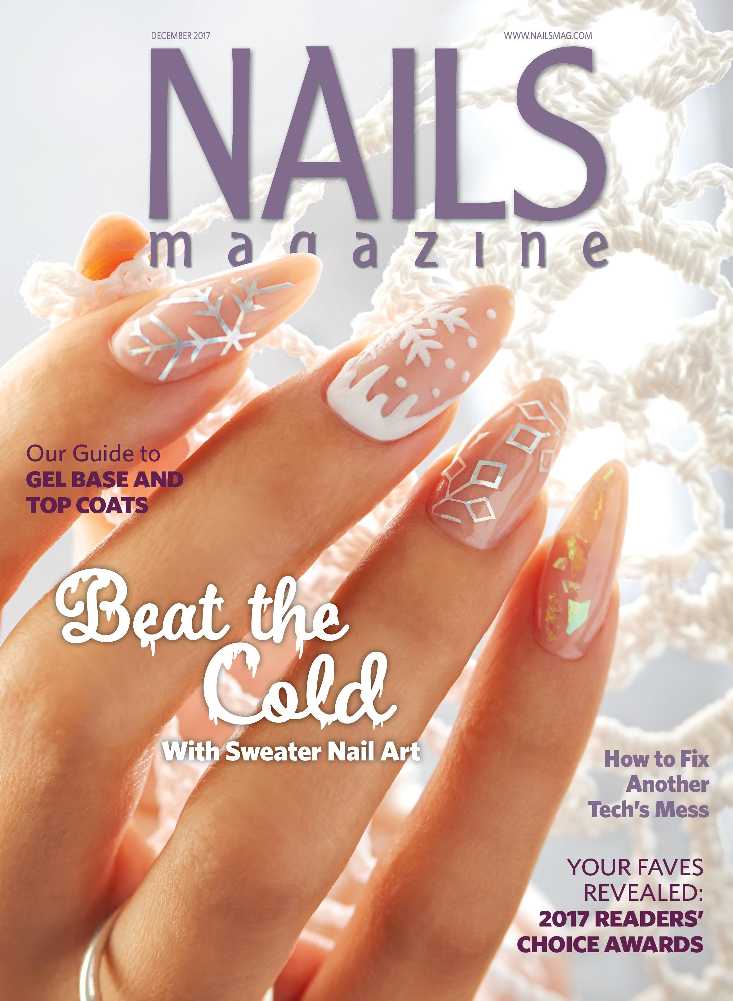 NAILS Magazine | December 2017 Issue