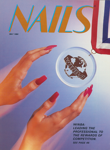 May 1984 Cover