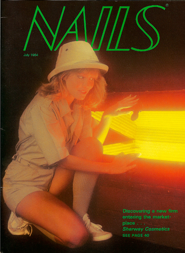 July 1984 Cover