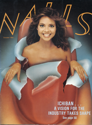 October 1984 Cover