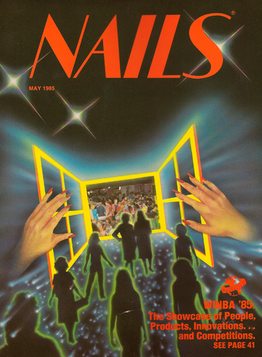 May 1985 Cover